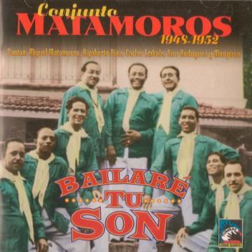 CONJUNTO MATAMOROS - Bailaré Tu Son (1995)