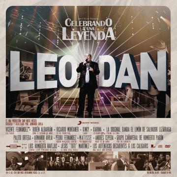 Leo Dan - Celebrando a una Leyenda (En Vivo) (2018) CD Completo