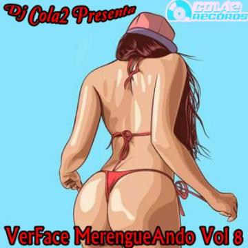VerFace MerengueAndo Vol 8 (2018) CD Completo