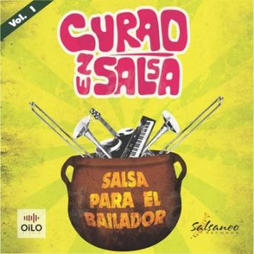 Curao en Salsa: Salsa para el Bailador, Vol. 1-Cd Completo(2018(320)
