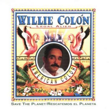 PEDIDO - WILLIE COLON - Color Americano