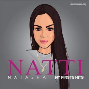 Natti Natasha - My Firts Hits (2018) CD Completo
