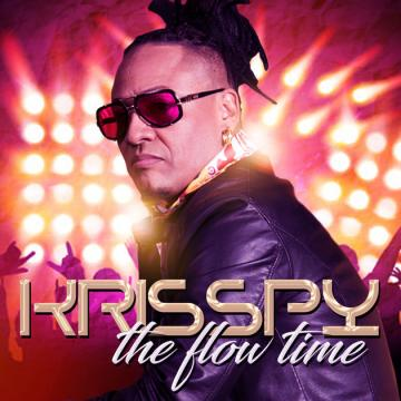 Krisspy - The Flow Time (2018) CD COMPLETO