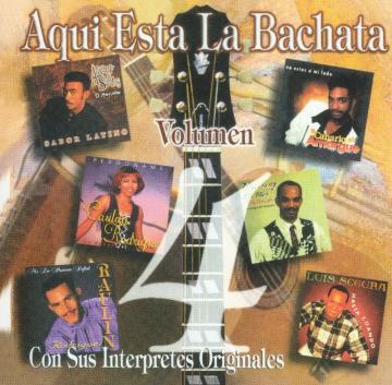 VA - Aqui Esta La Bachata Vol. 4 (1998) CD Completo