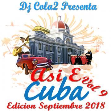 Asi E Cuba Vol 9 (2018) CD Completo