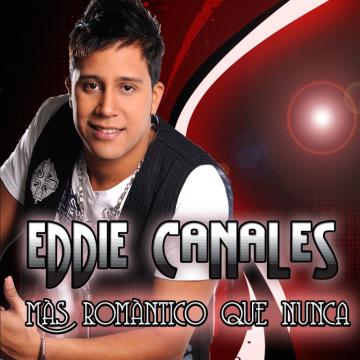Eddie Canales - Más Romántico Que Nunca (2018) CD Completo