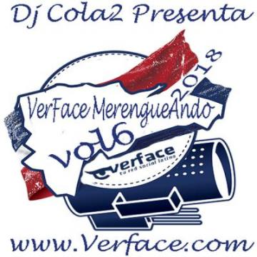 VerFace MerengueAndo Vol 6 (2018) CD Completo
