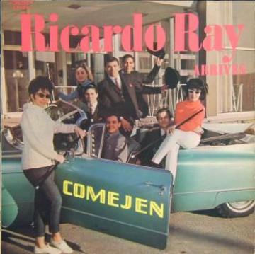 RICARDO RAY Y BOBBY CRUZ - Arrives Comejen