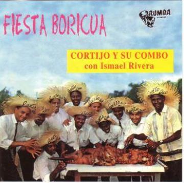 PEDIDO - CORTIJO Y SU COMBO - Fiesta Boricua