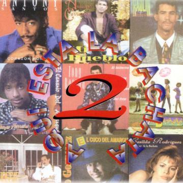 Various Artists - Aqui Esta La Bachata Vol. 2 (1995) CD Completo