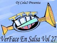VerFace En Salsa Vol 27 (2018) CD Completo