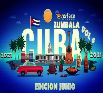 Zumbala Cuba Vol 6 (2021) CD Completo