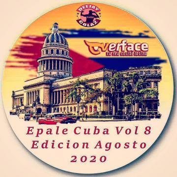 Epale Cuba Vol 8 (2020) CD Completo