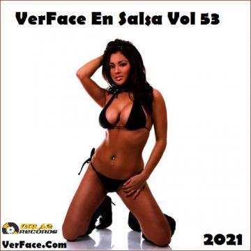 VerFace En Salsa Vol 53 (2021) CD Completo