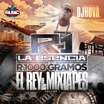 R-1 La Esencia El Rey De Los Mixtapes (2014) CD Completo