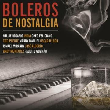 VA - Boleros De Nostalgia (2015) CD Completo