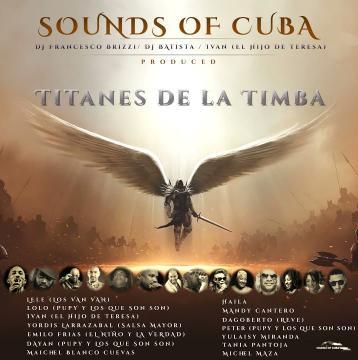 Va - Titanes De La Timba (2021) CD Completo