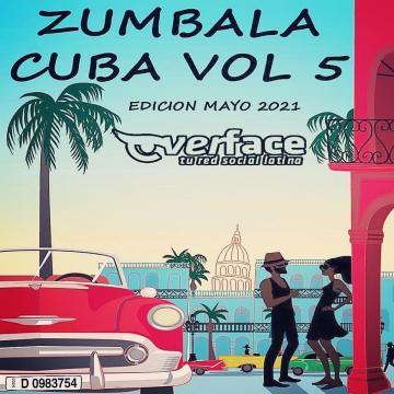 Zumbala Cuba Vol 5 (2021) CD Completo