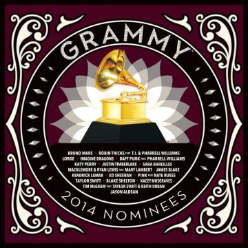 Various Artists – 2014 GRAMMY® Nominees [iTunes Plus AAC] 2014 CD COMPLETO