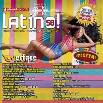 Exclusiva VA - LATINO! 58 iTunes & Mp3 (2014) CD COMPLETO