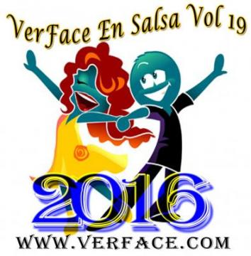 VerFace En Salsa Vol 19 (2016) CD Completo